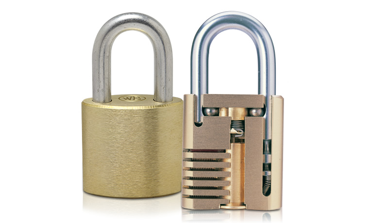 High Security Double Ball Locking Padlocks