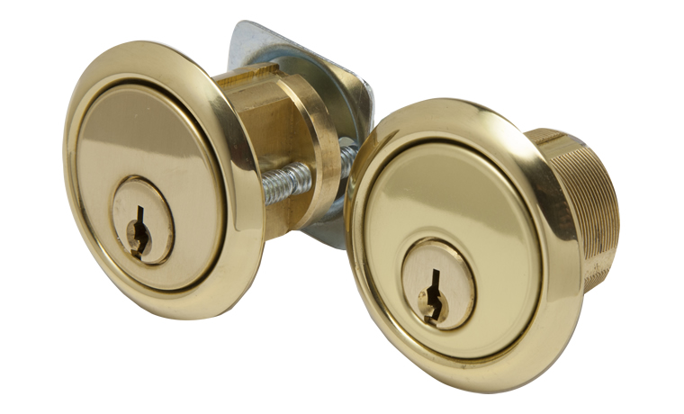 Rim and Mortise Cylinders